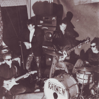 The Raymen, Rehearsal Shot 1986